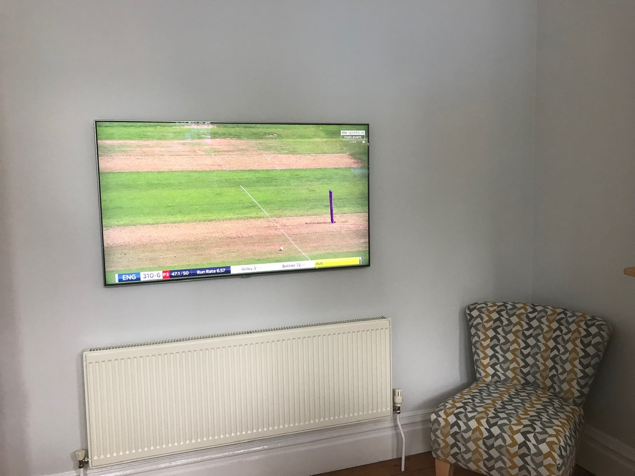 TV wall mounting hanging in Worcester Droitwich Malvern